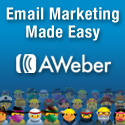 Aweber Email Marketing $19 per month