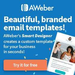 AWeber Smart Designer