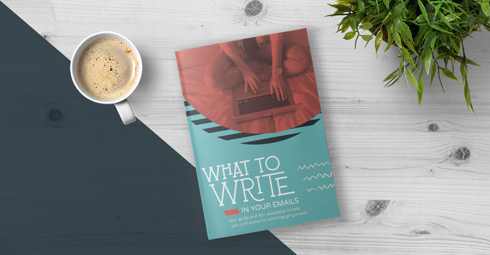 Free Guide how to write email content